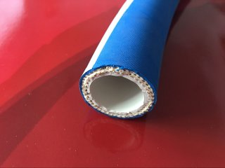 Food-grade high-pressure acid-resistant rubber hose