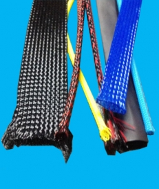 Various braided electronic casing
