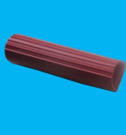 V = 0 flame-retardant extrusion strip